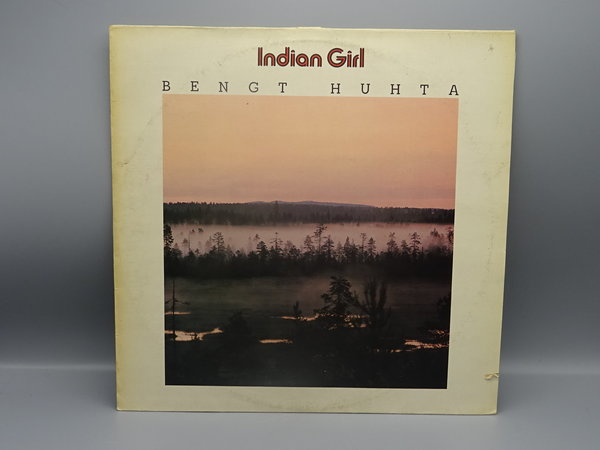 Bengt Huhta ‎– Indian Girl