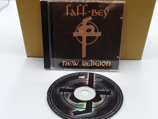 Faff-Bey ‎– New Religion CD