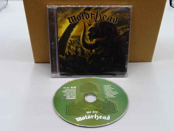 Motörhead : We are Motörhead CD