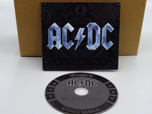 AC/DC ‎– Black Ice CD
